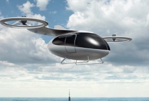 Seaplane Hong Kong wants to ferry passengers in drones for $25