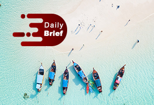 "Marriott focuses on ""brand+destination"" in China; Lawmakers advise vaccine passports 