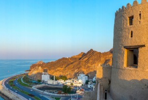 Oman looks to China for tourism and technology